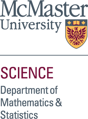 department of mathematics & statistics Logo